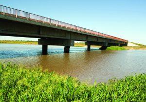 El puente de la ruta 21 en Arroyo Seco se inaugurara en Abril $107 Millo