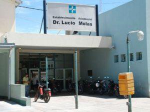 Nueva obra para el Hospital Lucio Molas 3 Ofertas $12 Millones
