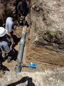 Mantenimiento y Rehabilitación de las redes de Agua Potable y Desagües Cloacales en la Vía Pública Zona A (CABA) $ 2.395 Millones