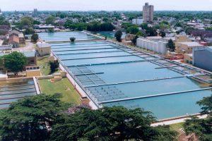 Única oferta para la obra de la Planta Potabilizadora de la ciudad de Santa Fe $ 1.567 Millones