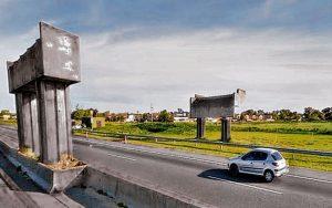 Se hará la bajada de la autopista en la curva de City Bell $570 Millones