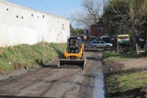 Intervención urbana en el Barrio La Cava Pcia Bs As $70 Millones