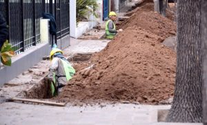 Cuatro ofertas para realizar las cloacas en Villa Carlos Paz $40 Millones