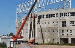 Megaestadio: Cinter realiza el techo $200 Millones