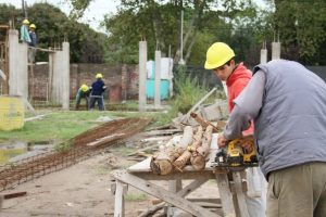 7106 Solana S.R.L. construye el natatorio municipal en Quequén $12 Millones