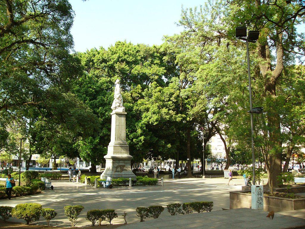 Remodelacion De La Plaza Independencia En Tucuman 170 Millones