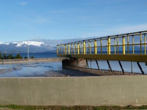 19 empresas para el saneamiento del Nahuel Huapi $432 Millones