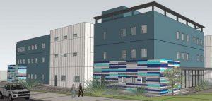 COMODORO RIVADAVIA más de 130 millones en la obra del Hotel Deportivo de km3
