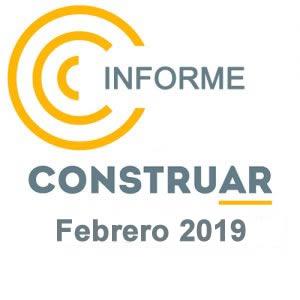 CONSTRUAR – Informe de la obra pública Febrero 2019