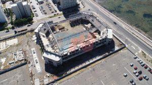 «Luna Park» de Comodoro Rivadavia abandonado y con futuro incierto $60 Millones invertidos