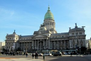 Age Restaurara la Fachada del Palacio Legislativo Nacional $89 Millones
