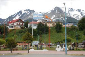 Cambiarán totalmente la Plaza Piedrabuena de Ushuaia