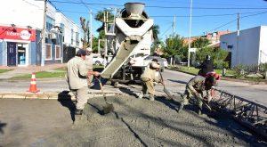 Ofertas para importantes obras de pavimentación en Formosa Capital $130 Millones