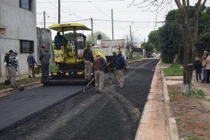 Laprida Pcia Bs.As. 32 cuadras pavimentación y repavimentación 4 ofertas $32 Millones