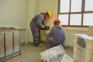 Calefacción para la ESRN 37 y 46 de Bariloche Única Oferta $8,5 Millones