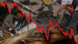 Industria y construcción vuelven a caer en marzo