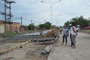 50 cuadras de pavimento en Barranqueras 7 Empresas $164 Millones