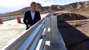 La autopista San Juan-Mendoza no se terminará hasta que baje el riesgo país