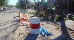 Santa Rosa obra de cloacas, agua potable 4 Ofertas $33 Millones