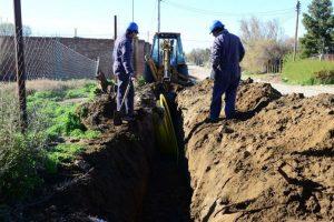 Redes de gas para los barrios de zona norte en Comodoro $81 Millones 3 Empresas