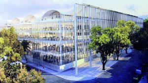 Invertirán u$s130 millones para construir un nuevo edificio público en Parque Patricios