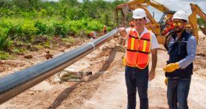 Cinco ofertas por la obra de Gas Natural en Pueblo Belgrano $40 Millones