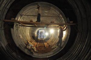 Once empresas pujan por obras en el arroyo Maldonado $ 115 Millones