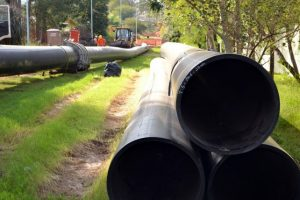 Más de 71 millones en obras viales y sanitarias en el departamento Islas EERR