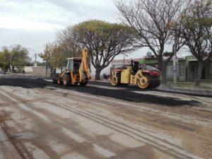 ECOP Construcciones SRL pavimentara de una veintena de cuadras en Catriló $33 Millones