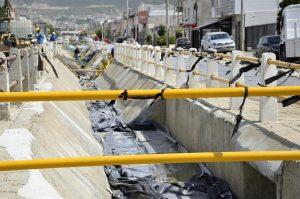 Obras para finalizar el pluvial zona sur en Rada Tilly $33 Millones 6 Ofertas