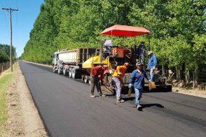 Ingeniería y Arquitectura SRL repavimentará caminos productivos de Río Colorado y Chichinales