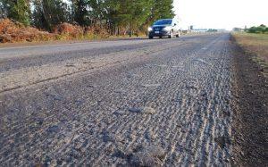 Vialbaires para las obras en rutas 188 y 35 en Realicó