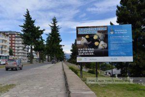 Bariloche exime el pago de $4 millones a una empresa constructora que realiza el colector costanero