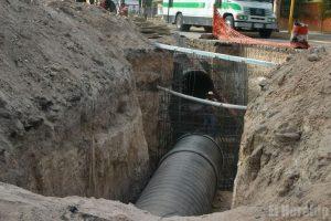 Fracaso la licitación Desagües Pluviales en la Cuenca de la Avenida General Alvear San Isidro Pcia Bs. As. $193 Millones