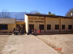 Ofertas para la nueva escuela para Aconquija