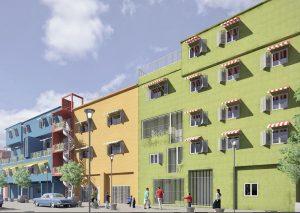 Adjudican a Kir las fachadas, medianeras y cubiertas del barrio 31, CABA – Etapa 5 por $ 67 Millones
