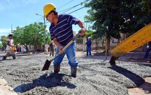 Neuquén pavimentación de calles y la construcción de cordón cuneta $46 Millones