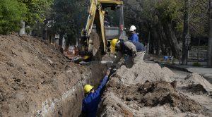 9 Ofertas para mantenimiento de las redes se agua y cloaca – ZONA «B» Conurbano GBA Sur $4.000 Millones