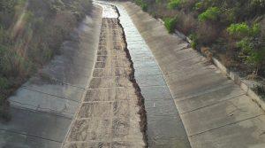 Aprueban re determinación de precios a J P Garín para canales de desagües pluviales sobre el Rio Tartagal $12 Millones