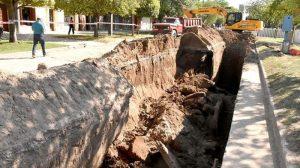 Los desagües no serán realizados por la misma empresaen Villa Maria