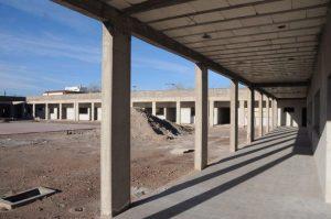 Avanzan las obras de dos nuevas escuelas primarias en San Martín Mendoza