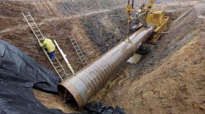 Compra de cañerías para la obra del Gasoducto de la Costa Única oferta $99 Millones