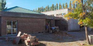 Cuatro ofertas para la construcción de un jardín en Plottier $28 Millones