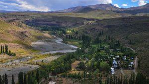 5 empresas interesadas en construir la mini represa de Nahueve U$S 15 Millones