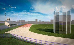 Tres ofertas para construir la pista de atletismo en Olavarria $11 Millones