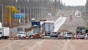 Ruta 22: Nación inyectó fondos pero el riesgo de parálisis sigue latente