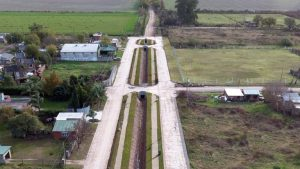 Se adjudicó a Rodolfo Luis Pozzi obra de pavimentación y cordón cuenta en San José de la Esquina $6 Millones
