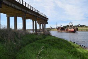 Proyecto Técnico para la reconstrucción del Puente Escurra