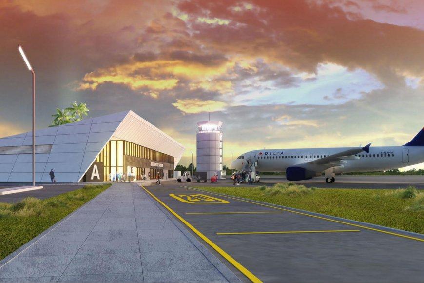 Resultado de imagen para construcción del aeropuerto binacional de Concordia