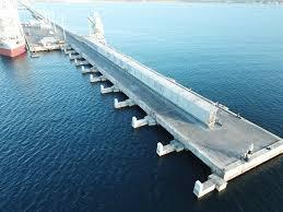 3 ofertas para la ampliación del muelle Almirante Storni – Puerto Madryn $100 Millones